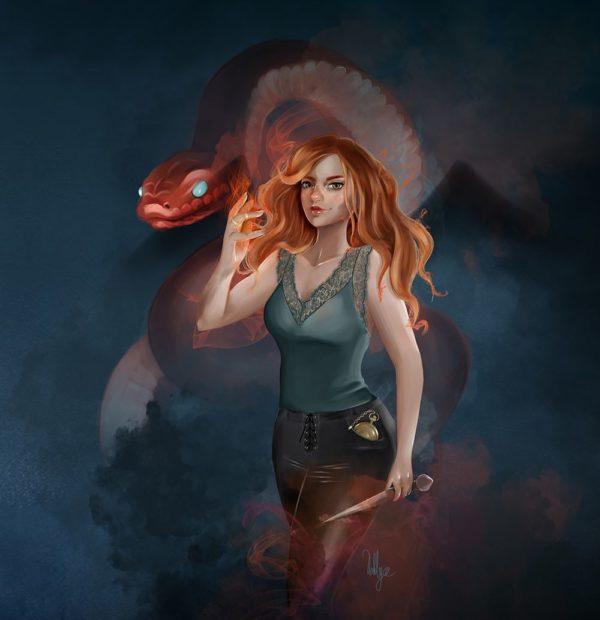 Illustration 4 - Jennifer Daina - Dehlya