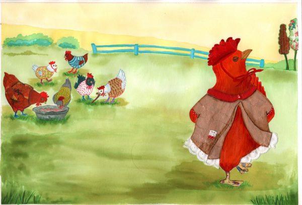 Illustration 4 - béatrice valimard